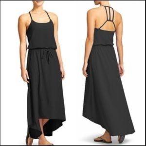 Athleta Novella High-Low Midi Dress